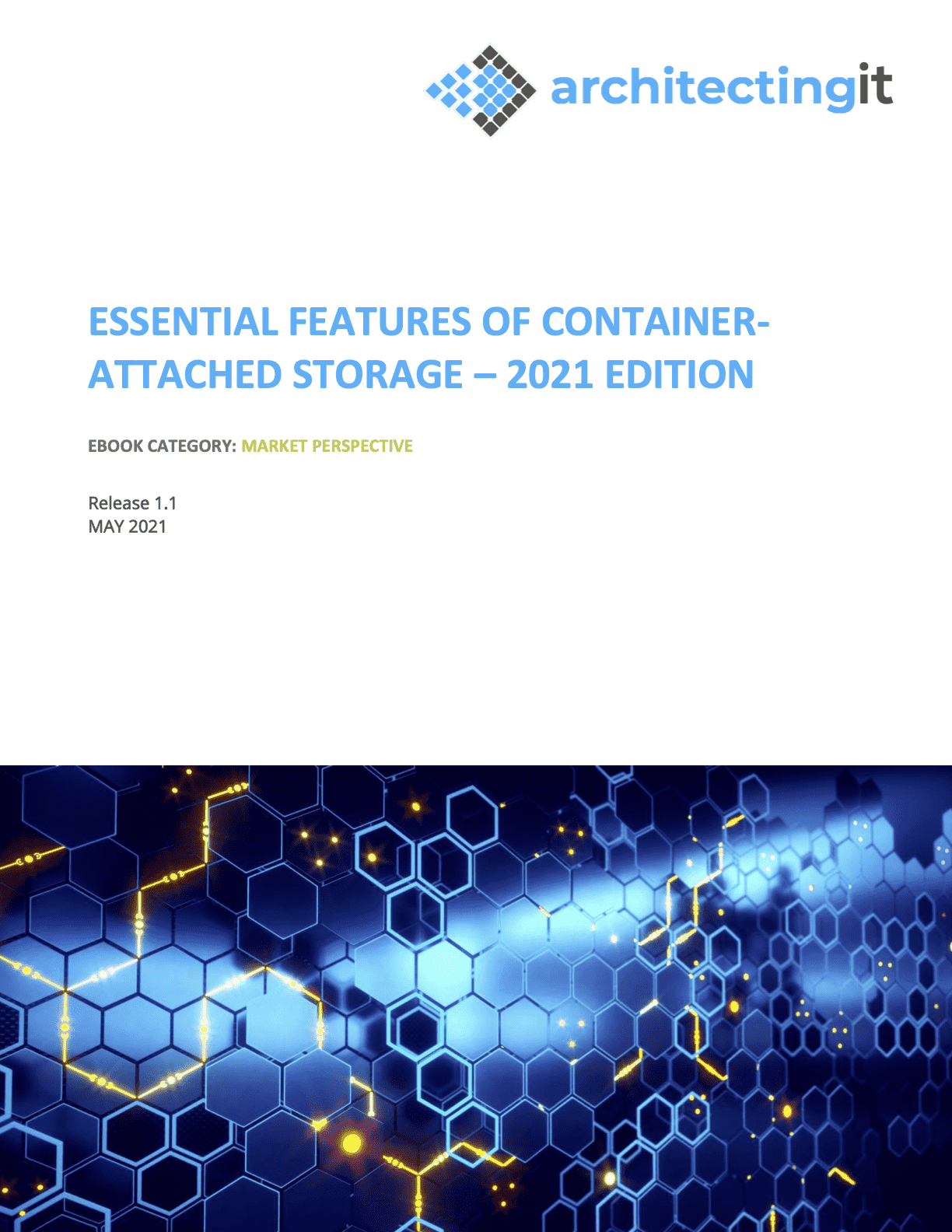 Essential Features of Container-Attached Storage 2021 – eBook