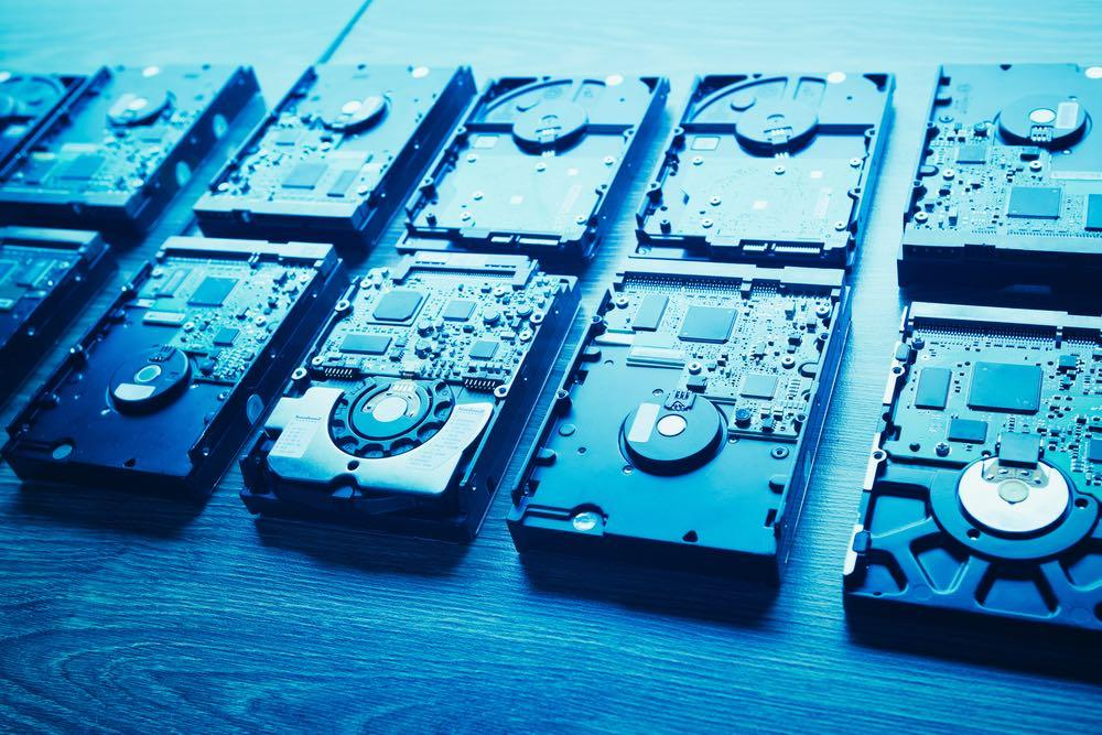 Rent Out Your Spare Disk Space With Storj