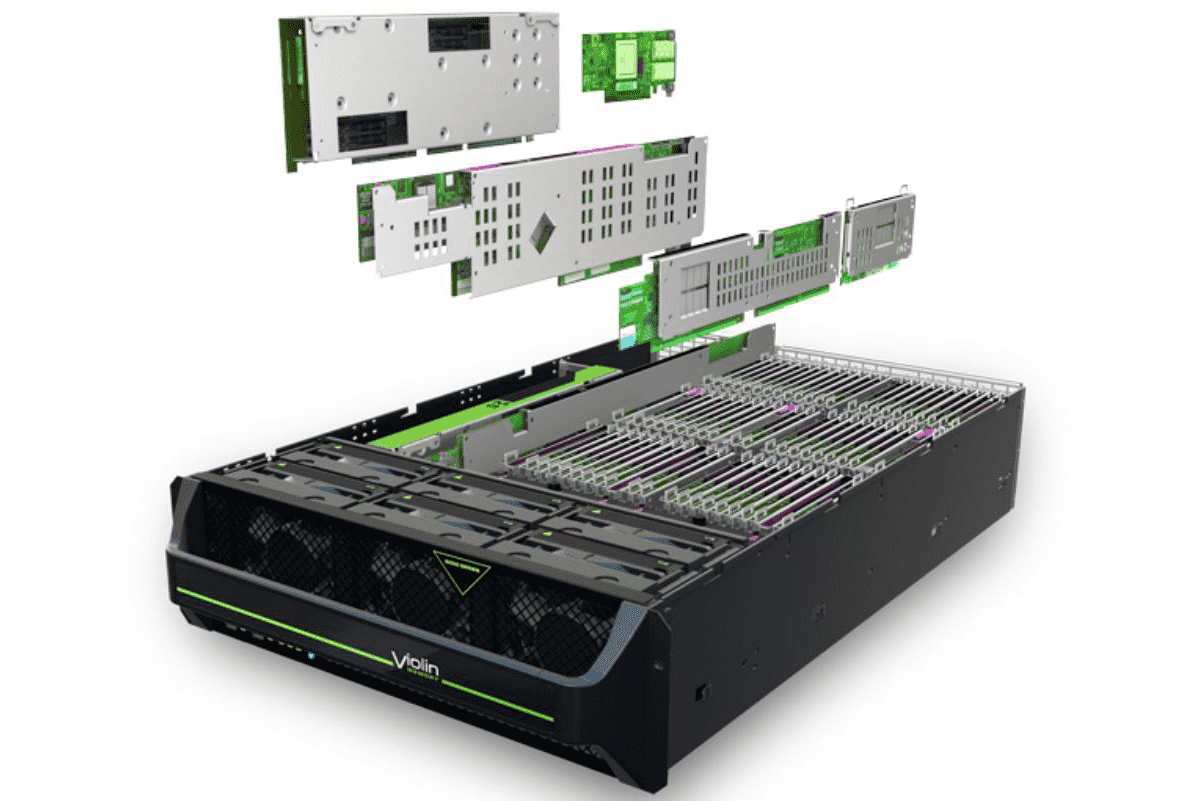 Latency Matters for (All-Flash) Storage Arrays