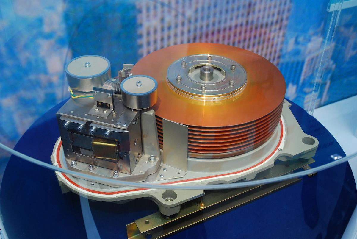 It's Time for Hard Drives to Join Tape In The Archive Tier