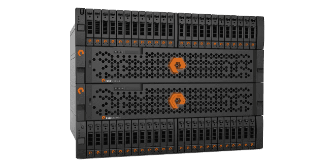 Pure Storage Release 4th Generation of FlashArray Hardware