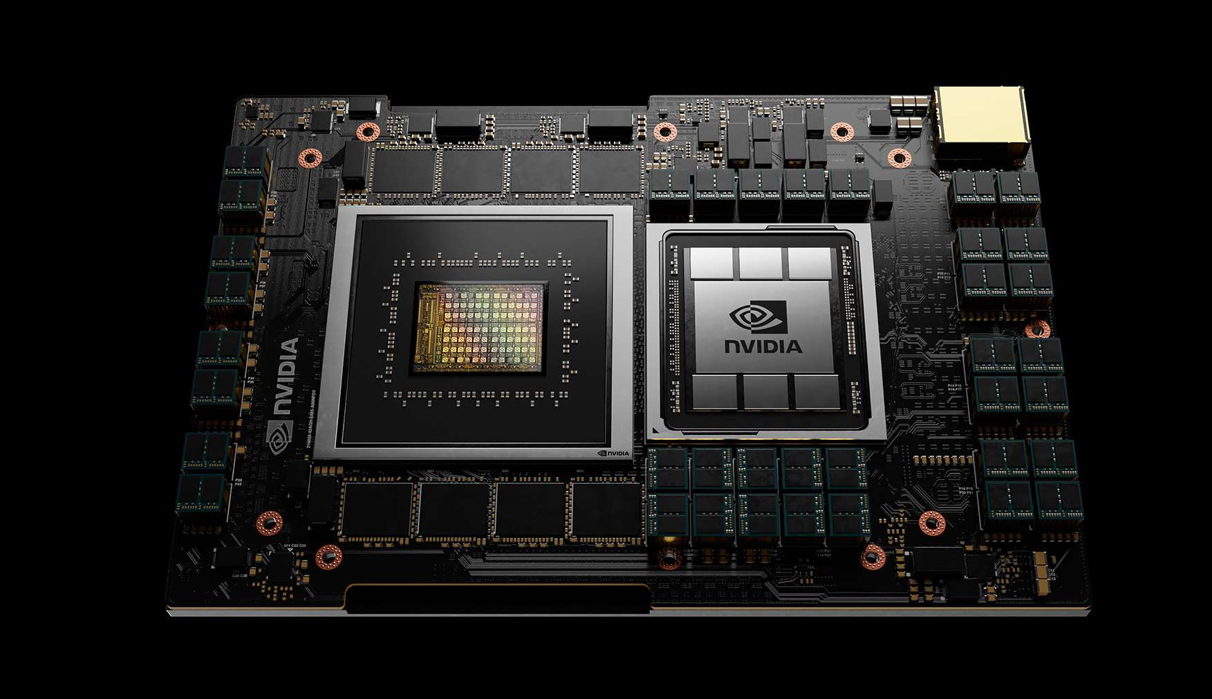 Intel Under Pressure as NVIDIA Announces Grace CPU