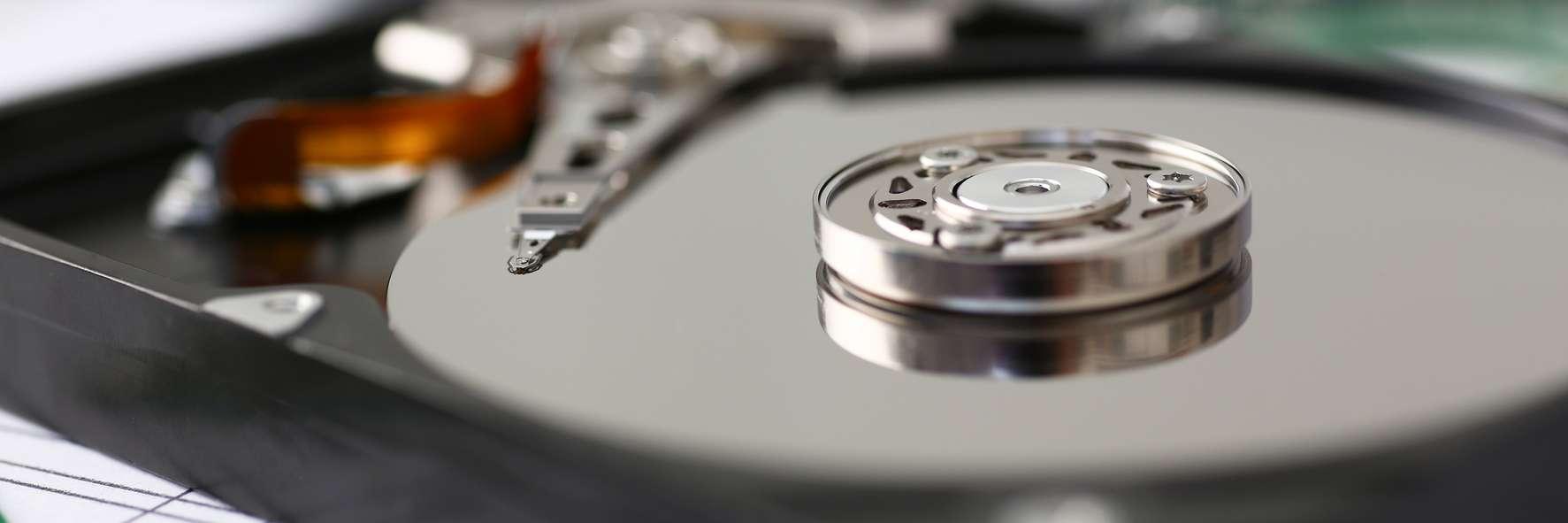 Hard Disk Drive Platter