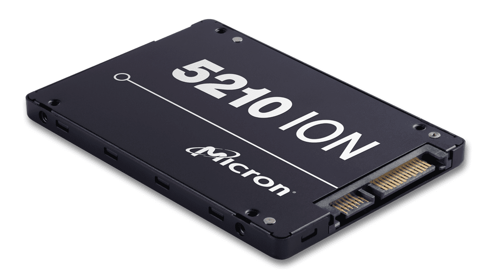 Micron ushers in the era of QLC SSDs