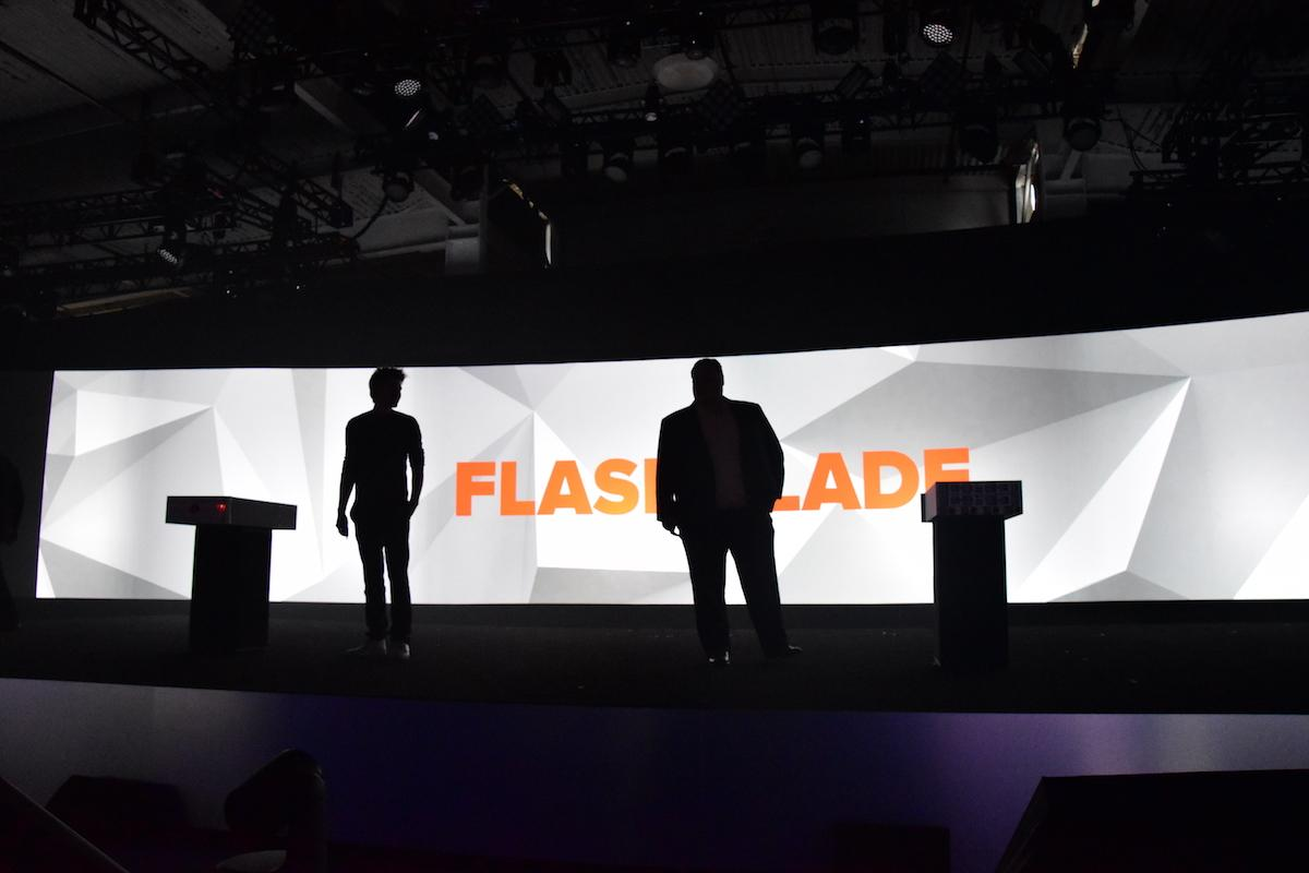 Pure //Accelerate 2016 – FlashBlade