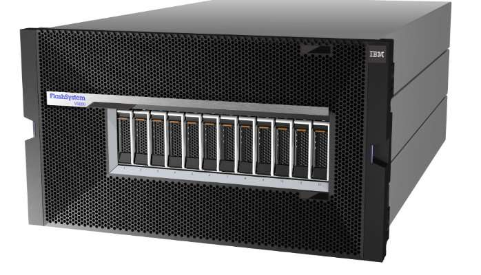A Quick Comment on IBM FlashSystem