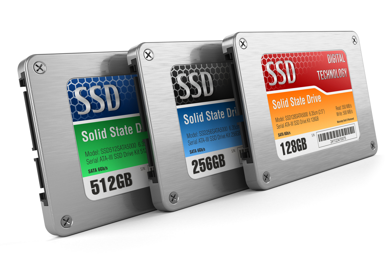 Performance Analysis of SAS/SATA and NVMe SSDs