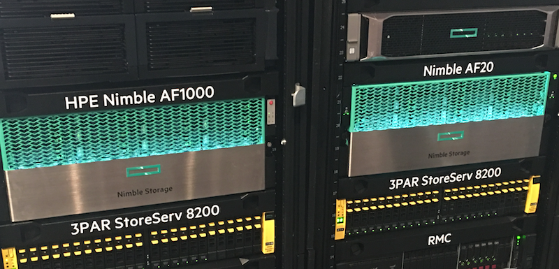 Nimble, HPE and 20-Year Old Architectures