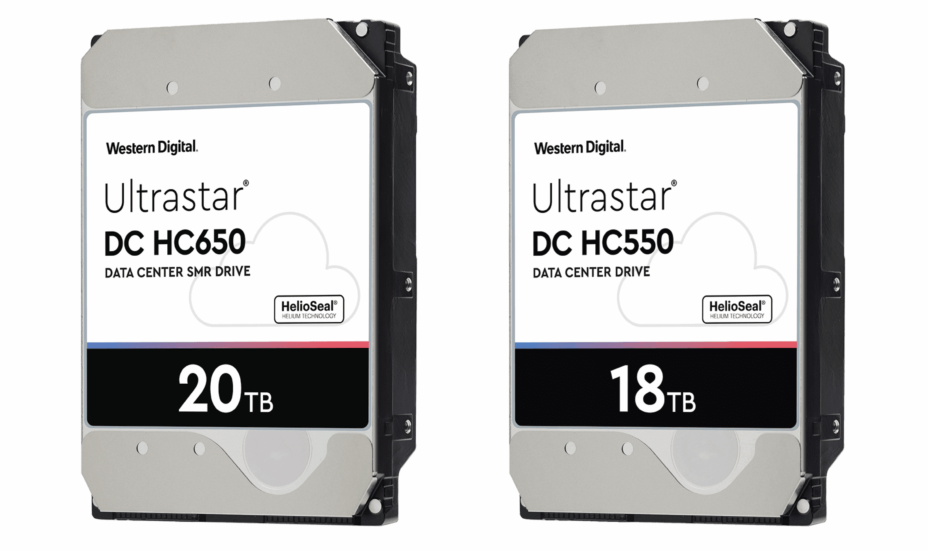 HDD Capacity Threshold Reaches 20TB