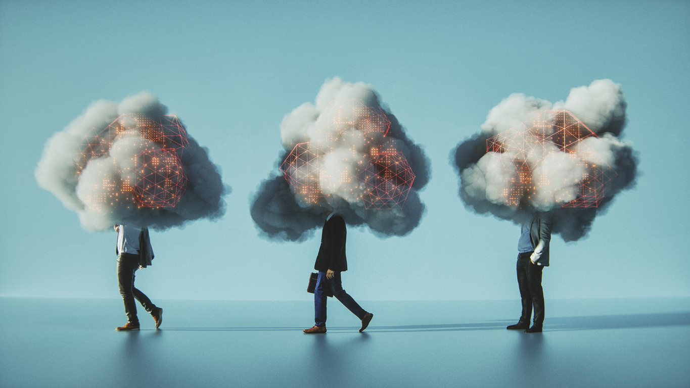 The Myth of Cloud Bursting