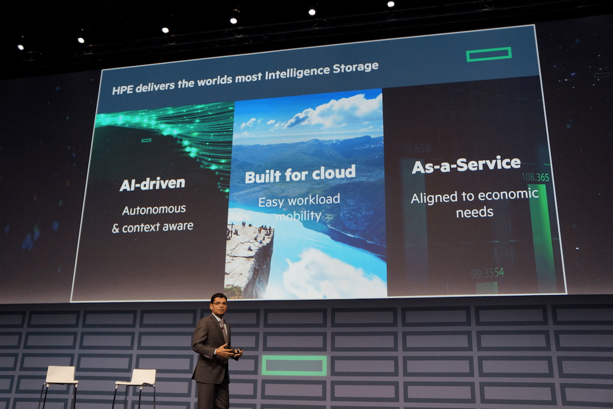 HPE Primera – First impressions on the new storage platform