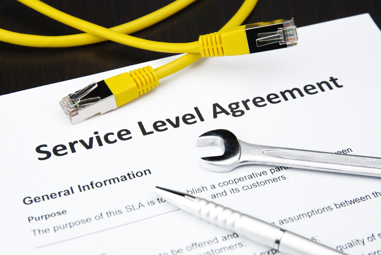 The Risk of Shared Service Level Agreements