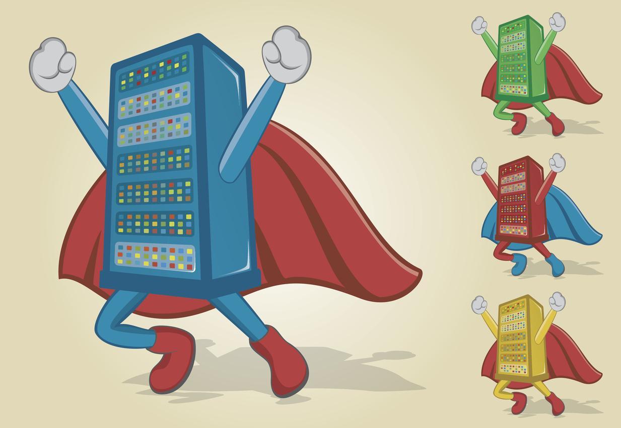 #58 – Storage Vendor Hero Numbers