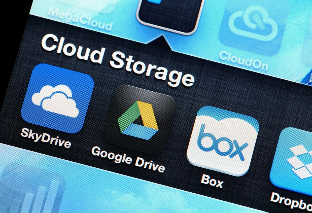 Cloud File Storage – A Conversation with Andy Hardy from Nasuni