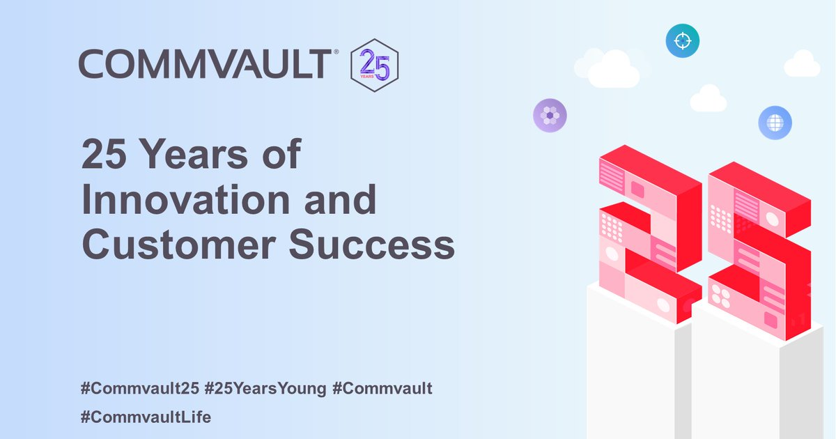 #205 – 25 Years of Commvault & the Power of And (Sponsored)